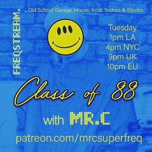 Mr.C - Class of 88 - House & Garage (Vinyl Set)