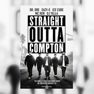 #8 - STRAIGHT OUTTA COMPTON, IT FOLLOWS, EX-MACHINA, and THE GIFT