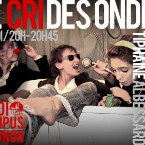 Le Cri des Ondes - Radio Campus Avignon - 08/11/11