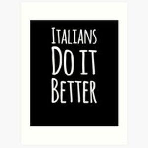 Italians do it better 7.0
