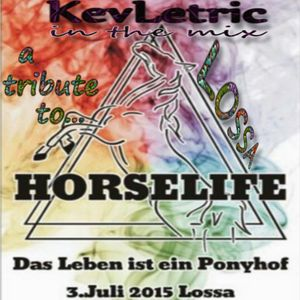 a tribute to LOSSA ( Horselife- das Leben ist ein Ponyhof!) - KevLetric