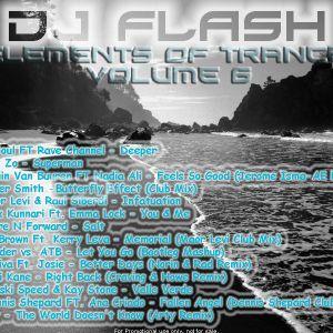 DJ Flash - Elements Of Trance Volume 6