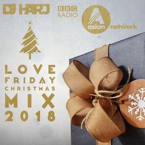 BBC Asian Network - Love Friday Xmas Mix 2018
