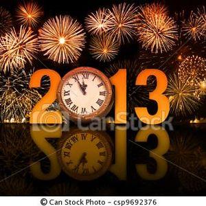 New Year 2013 - Mix by Hanuk vol. 63