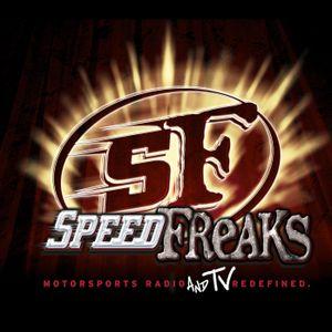 SpeedFreaks National Radio Show 10/16/2016:
