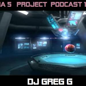 THE SIGMA 5 PROJECT - PODCAST 11-19-14 - DJ GREG G