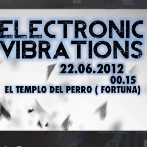 Electronic Vibrations,Albir von Meer@El Templo del Perro (Fortuna)