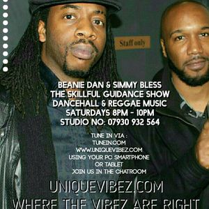 Beanie Dan & Simmy Bless skillful guidance show 21 05 2016