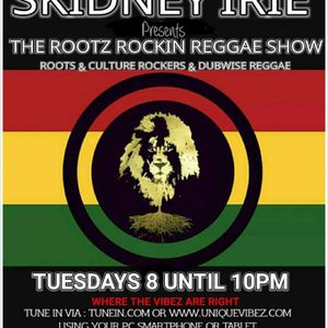 Skidney Irie Roots Rockin Vibez Show 20th December 2016
