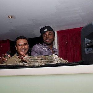 hip hop affair with Dj Slam