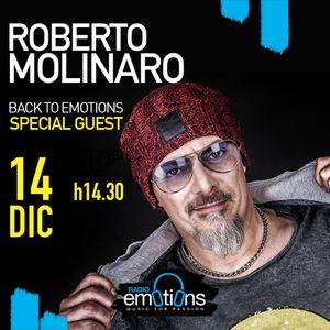14.12.2019 - Ospite ROBERTO MOLINARO