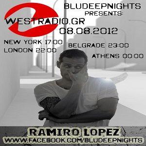 BluDeepNights on Westradio Vol.20 Zeljka Kasikovic and Ramiro Lopez