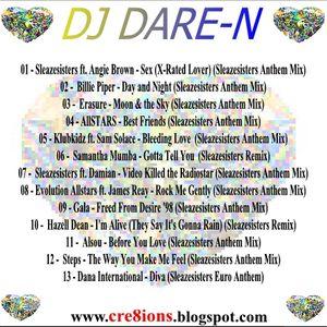 DJ Dare-N Presents Sleaze Sisters Dirty Dancefloor Anthems 3
