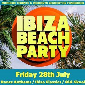 Ibiza Beach Party Promo Mix