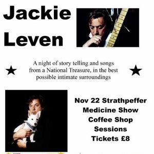 Medicine Show Jackie Leven Concert tribute first broadcast  16th November 2011