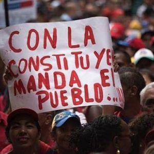 Venezuela, 100 días movilización de la derecha y Asamblea Constituyente - Bruno Sgarzini (10-07-17)