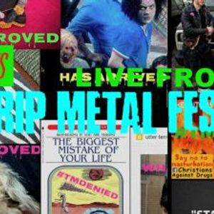 2Lanes Radio Hour (Live From Trip Metal Festival) - 28th May 2016
