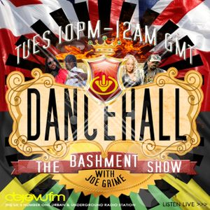 The Bashment Show 31st July 2012