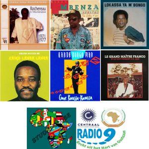 "CentraalFM & Radio 9 Oostzaan with ""Studio-Globe"", Broadcast (1117) January 6th 2017"