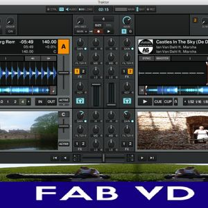 Fab vd M Presents A Trip To The Trance World-Episode 3 Season 5 Remixed(Fab vd M - Mash Up)