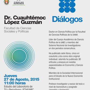 Diálogos Dr. Cuauhtemoc López Guzmán
