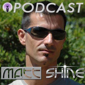 Matt Shine Podcast Vol.8 - Dancefloor Hits August 2010