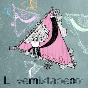 El vidanauta DJ set - mixtape 001
