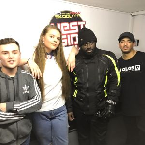 #GrimeSessions 13/12/16 - Full Show + P Money Interview & Set