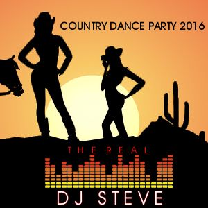 The Real DJ Steve: Country Dance Party 2016