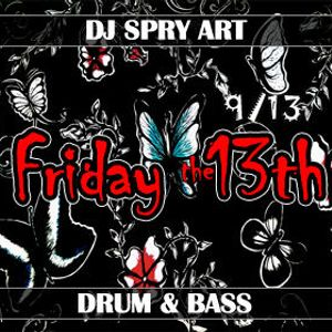 DJ SPRY ART - Friday the 13th 11%15 part 1
