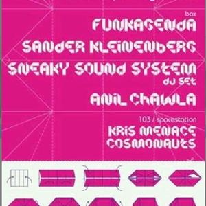 Anil Chawla LIVE at MoS - 110806