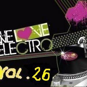 DJ Mariano - We Love Electro 026