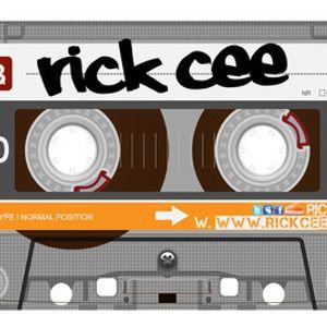 RICK CEE CTM RECORDINGS JULY 2012 HIKKA FEST SRI LANKA HOUSE PROMO MIX