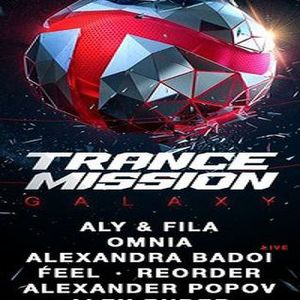 Aly & Fila – Live @ Trancemission Galaxy (Moscow, Russia) – 15-OCT-2016