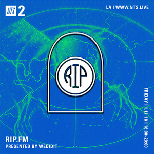 WeDidIt Presents: RIP FM - 11th January 2019