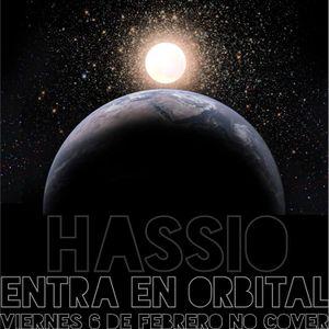 Hassio @Entra en Orbital 6 Febrero Orbital Club
