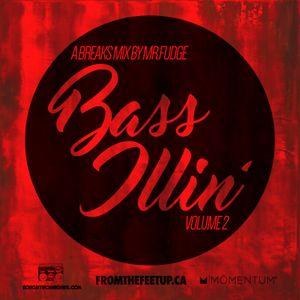 Bass Illin's Volume 2 mix by Mr. Fudge