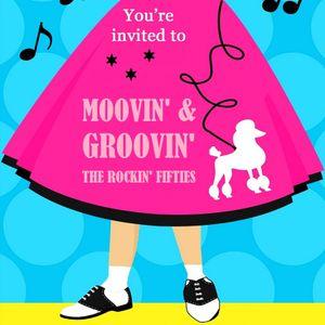 Moovin' & Groovin' - The Rockin' Fifties nr. 184