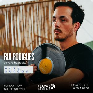 04.04.21 EASY SUNDAY - RUI RODRIGUES
