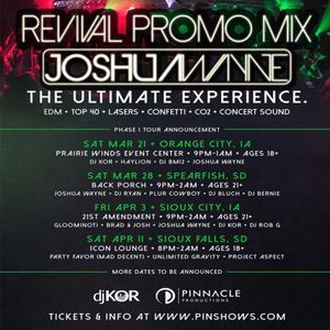 Revival Spring Tour Promo Mix