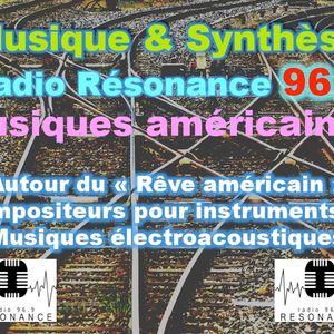 Musique & Synthèse Musiques autour du Rêve Américain