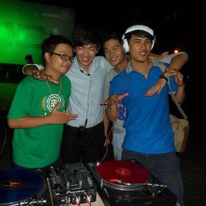 Five House on a tank 2012 - DJ Jutkin