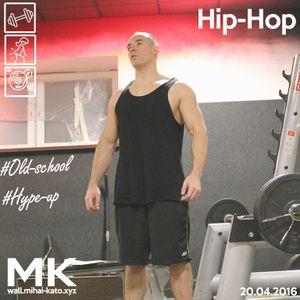 MK - Old-School Hip-Hop hype-up