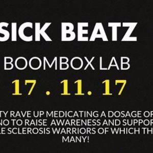 Ronnie Grafter - Sick Beatz Promo Mix