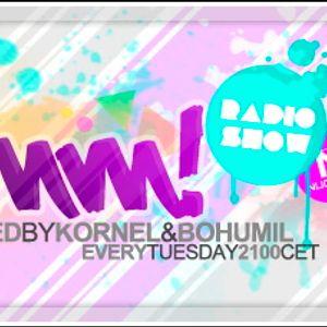 Andre @ HMM! Radio Show - Nugen.fm
