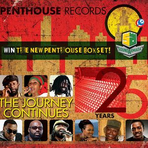 Radio show week 03-2014! A View On Reggae & Dancehall From The Penthouse!