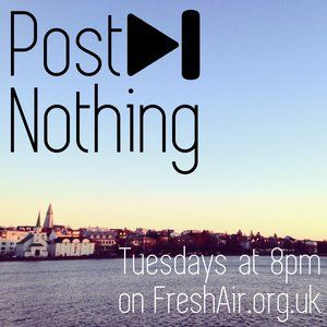 Post__Nothing 18th August 2015 - Fresh Fringe with Wozniak