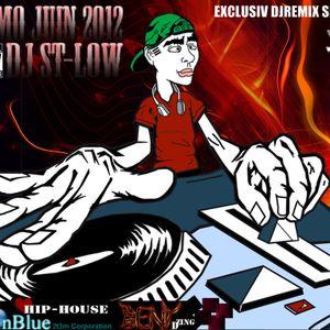 (DJ St-Low) - Juin HipHouse Session 2012