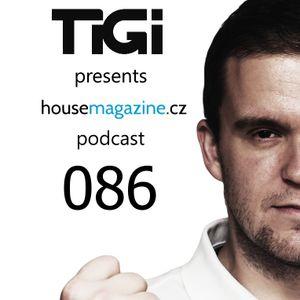 TiGi presents housemagazine.cz podcast 086 (Mayday guestmix)