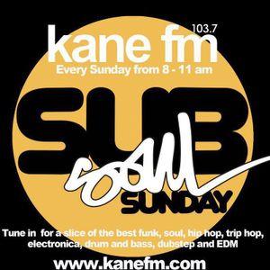 KFMP: Sub Soul Sunday Re-launch Show 06.01.2013
